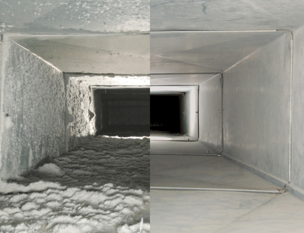 Air Duct Cleaning & HVAC System Efficiency